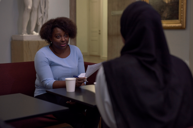 Har du blivit utsatt för ett afrofobiskt hatbrott och vill berätta?